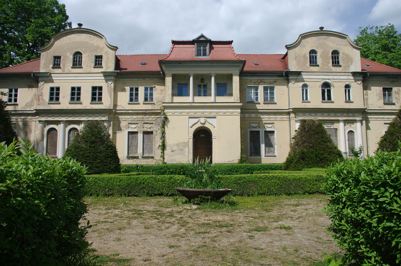 Schloß Tannenfeld