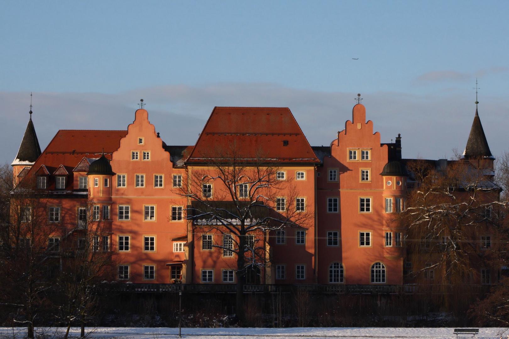Schloß Taufkirchen im Landkreis Erding