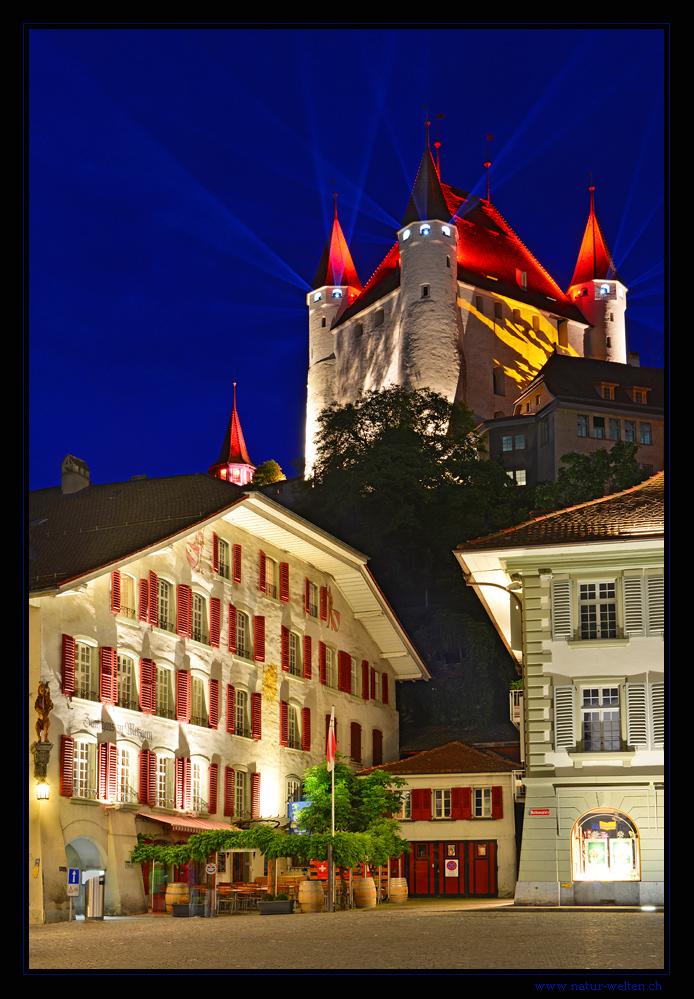 ~ ~ ~ Schloss Thun ~ ~ ~