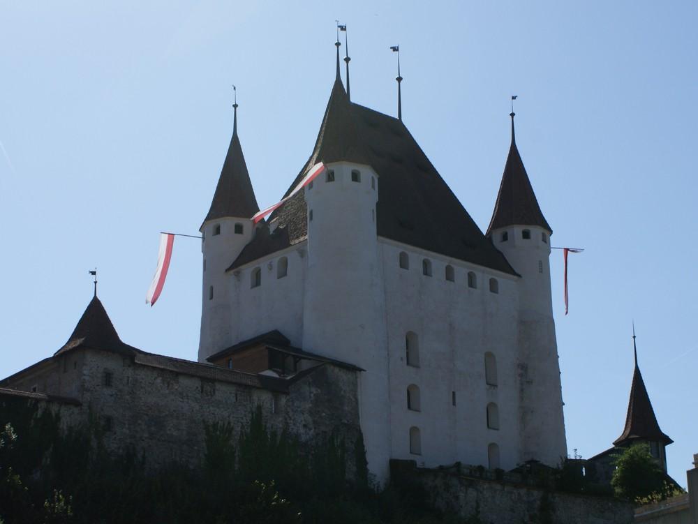 Schloss Thun wie es die Steffisburger sehen