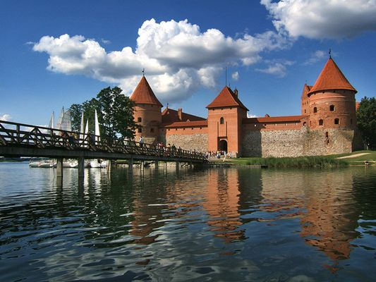Schloss Trakai