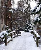 Schloß Ulenburg im Winter
