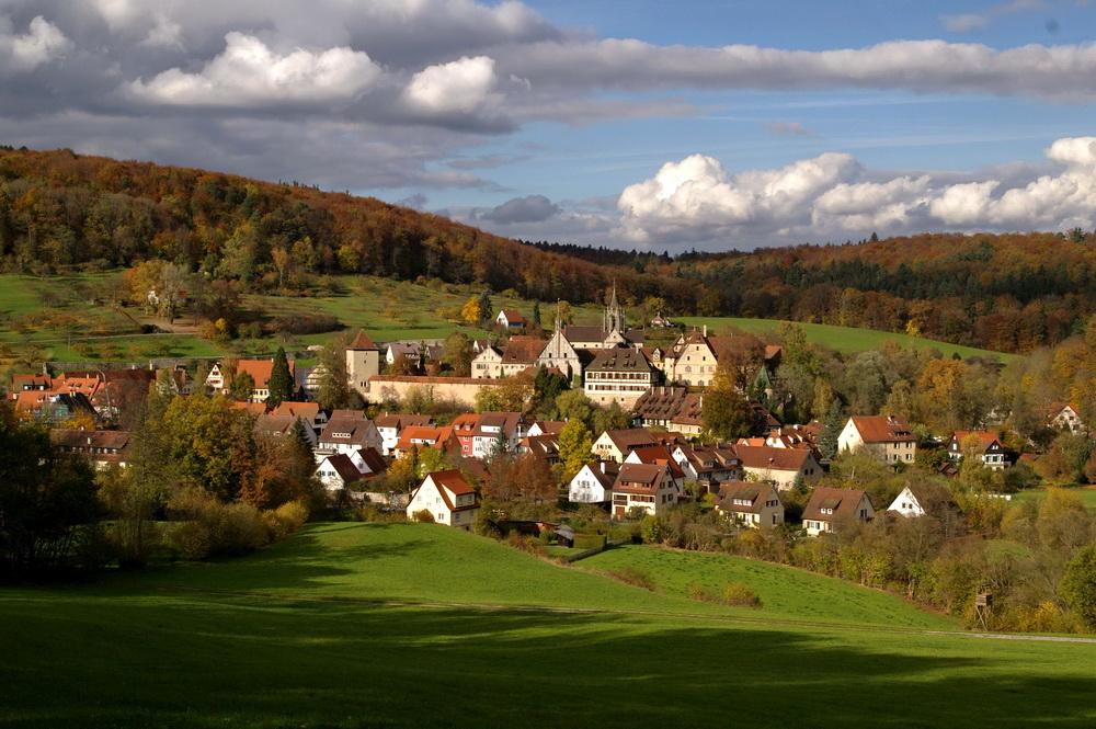 Schloss und Kloster Bebenhausen