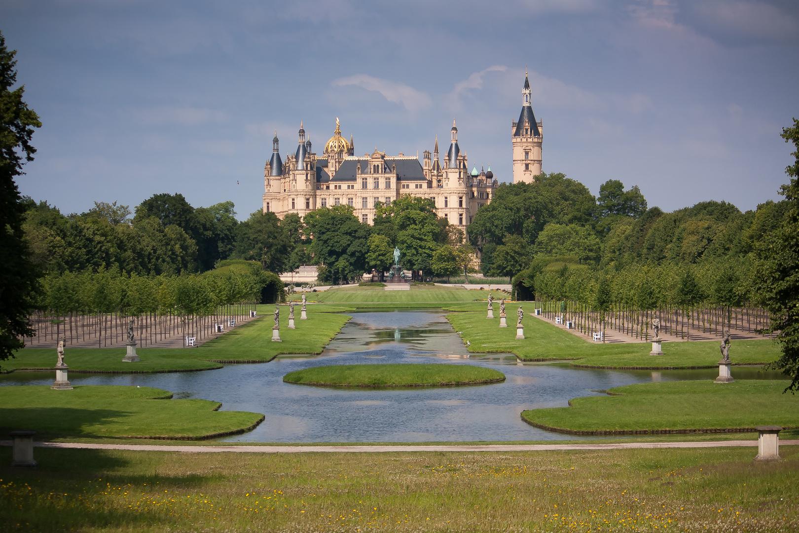 Schloss und Park Schwerin