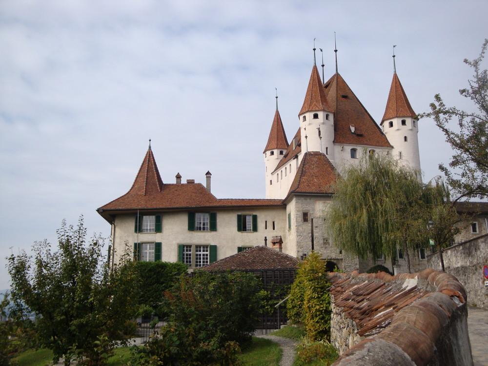 Schloss und Umgebung