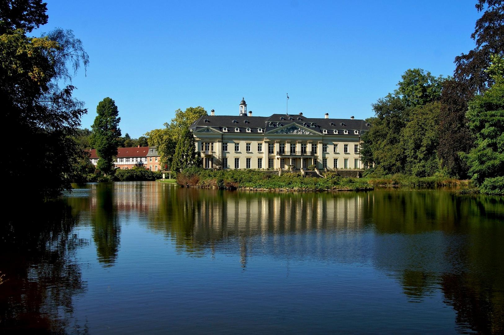 Schloss Varlar in Rosendahl Osterwick, bei Coesfeld war...
