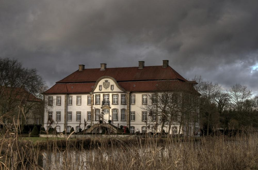 Schloss von Ketteler + HDR
