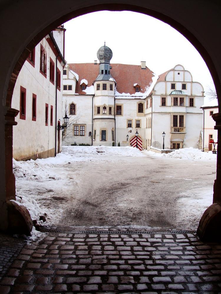 Schloss Vorder und Hinterglauchau