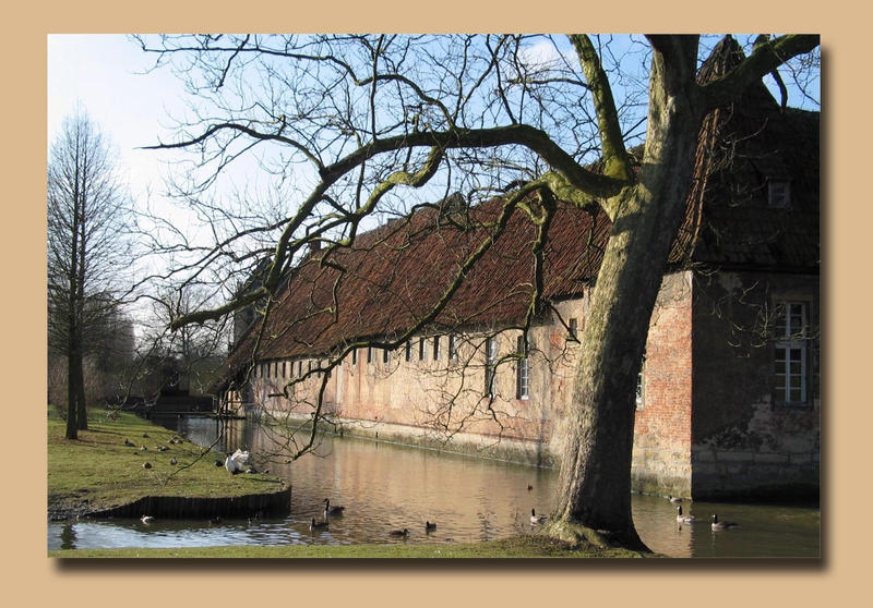 Schloss Vornholz, Ostenfelde, Münsterland