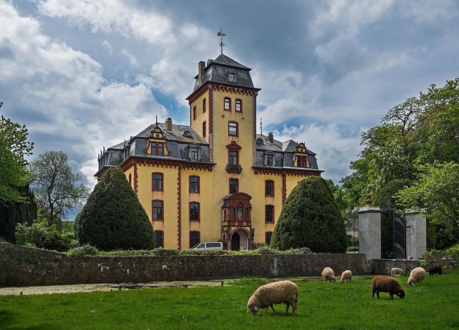 Schloss Wachendorf bei Mechernich
