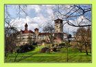 Schloss Waldenburg im Frühling~~~~Nr.: 3