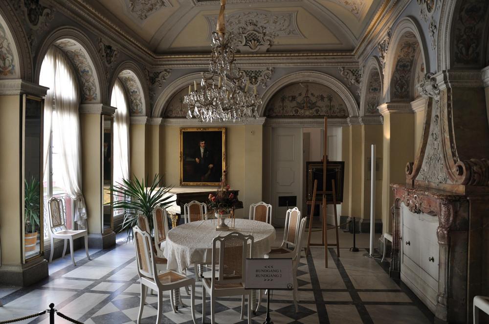 Schloss Weesenstein ( mit Nikon D90 aufgenommen )