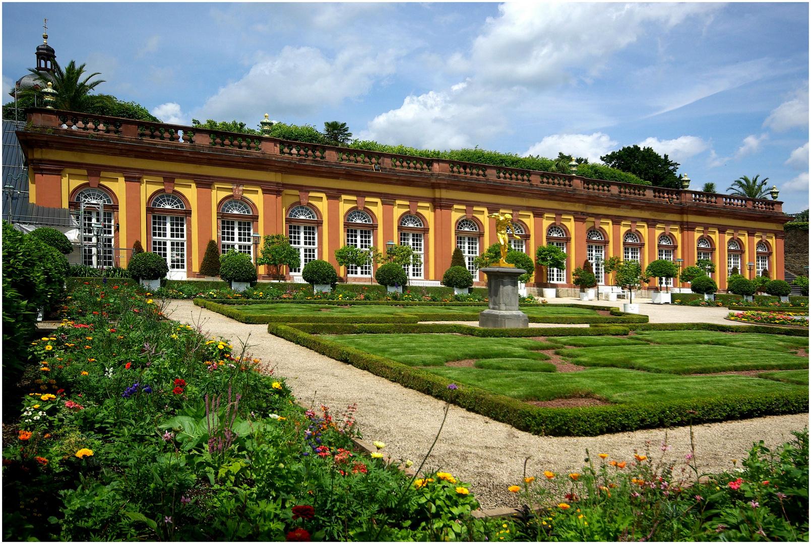 Schloss Weilburg / Lahn (Untere Orangerie)