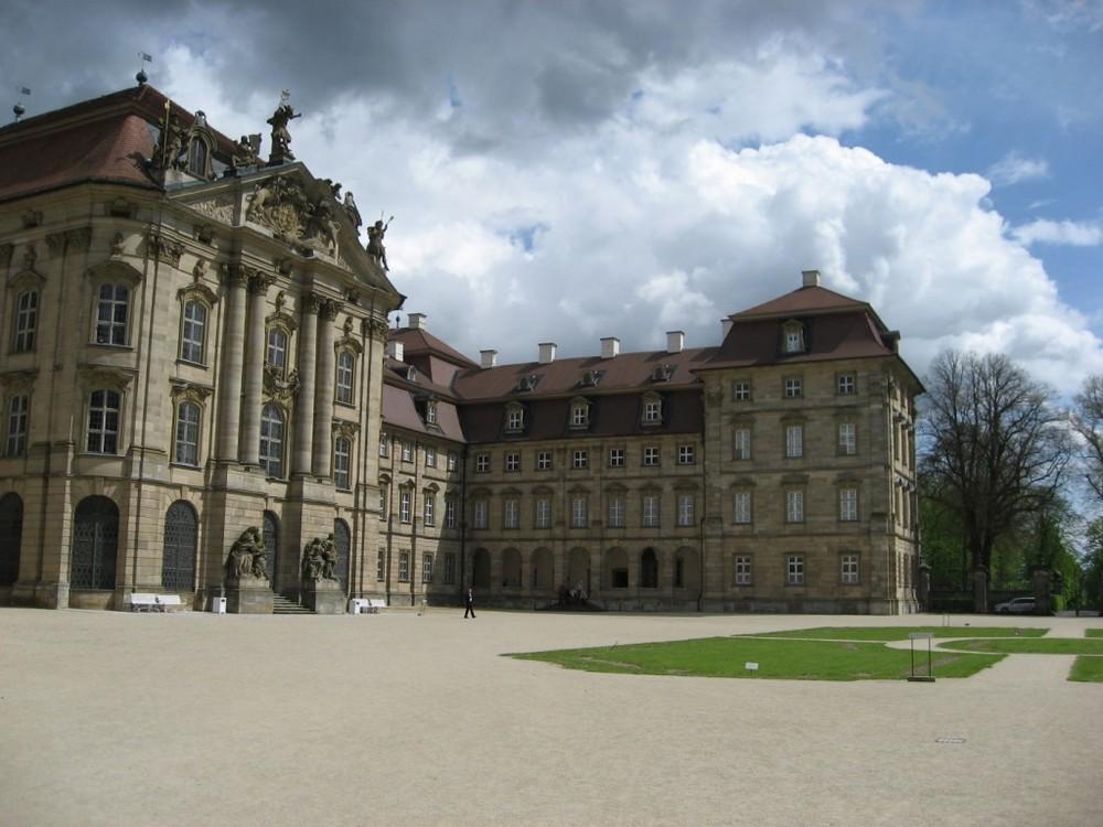 Schloss Weißenstein bei Pommersfelden