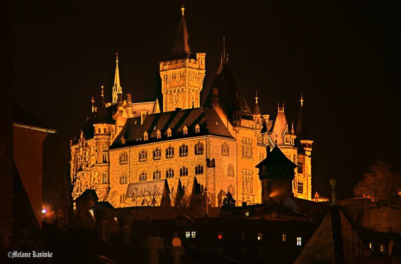 Schloss Wernigerode 19.12.06