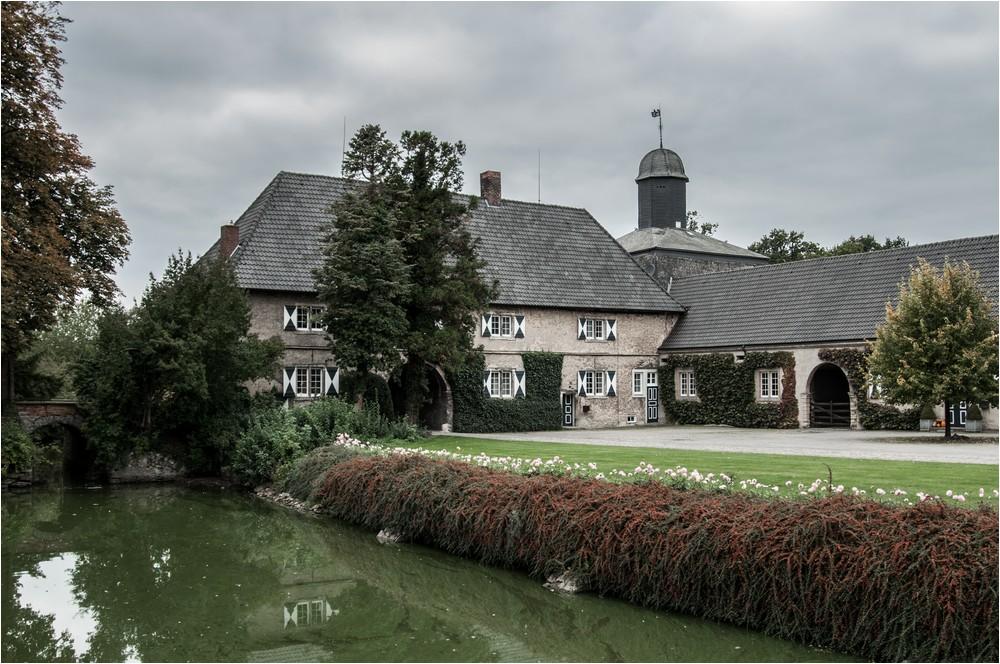 Schloss Westerwinkel ...