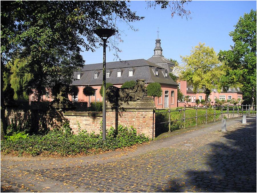 Schloss Wickrath 1    ( Ostflügel )