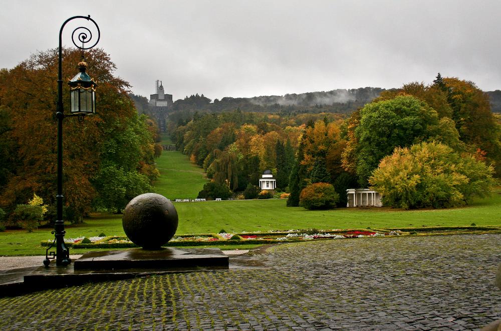 Schloss Wilhelmshöhe - Herkules