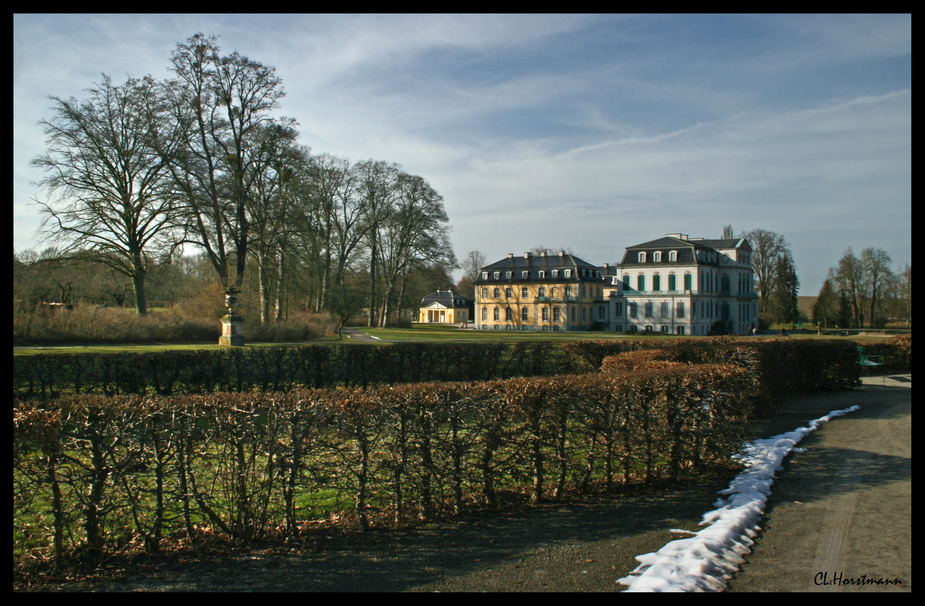 ...Schloss Wilhelmsthal II...