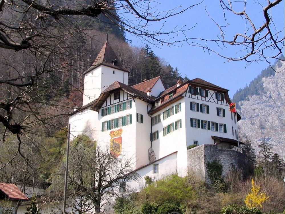 Schloss Wimmis