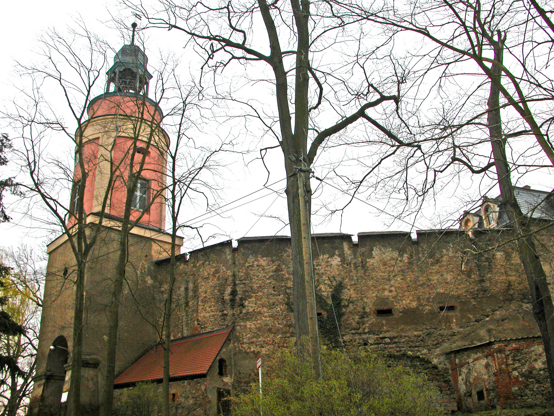 Schloss Wolkenburg ( Sachsen )
