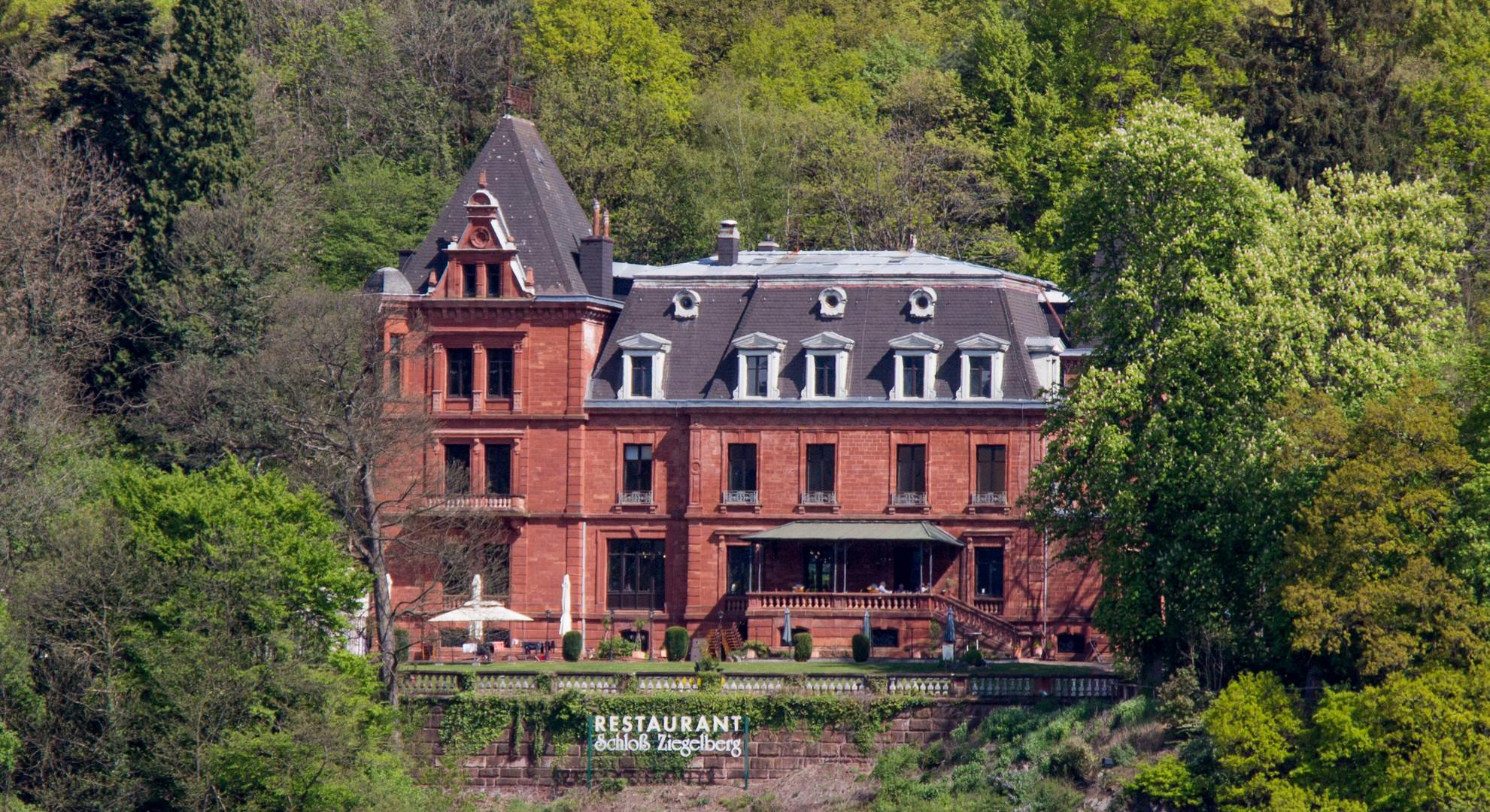 Schloss Ziegelberg Mettlach