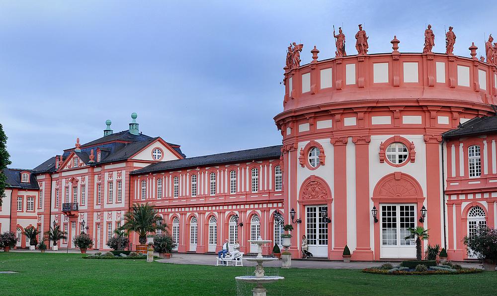 Schloss zu Biebrich bei Wiesbaden