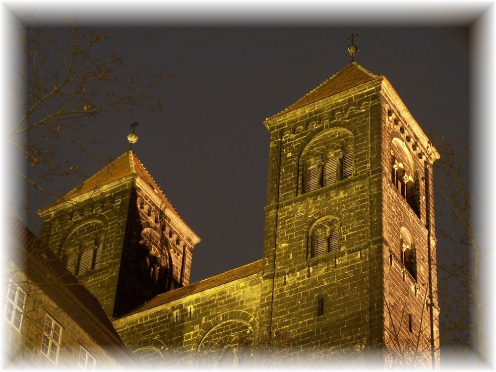 Schloß zu Quedlinburg