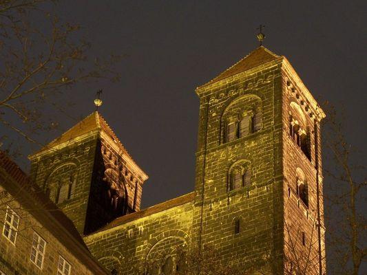 Schloß zu Quedlinburg *reloaded*
