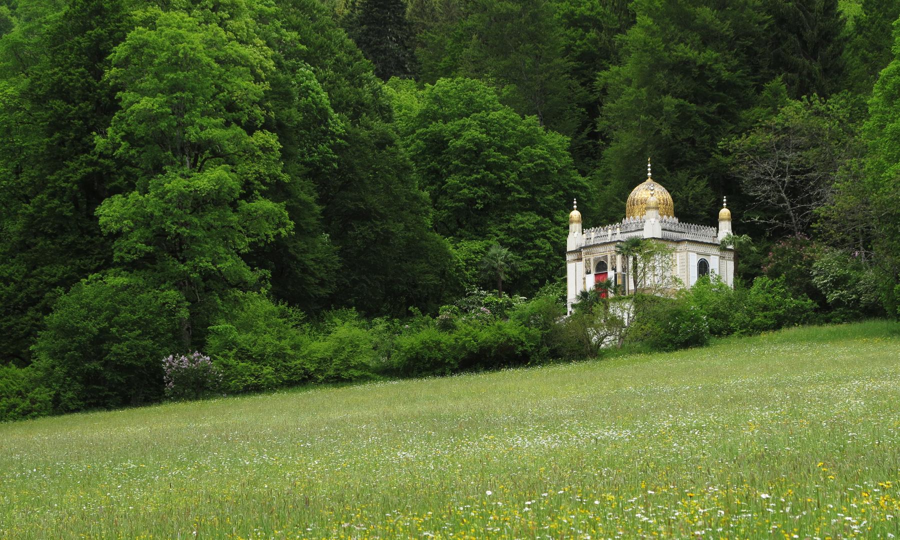 Schlossanlage Linderhof - Maurischer Kiosk II