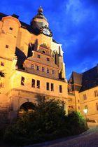 Schlossansichten in Marburg 2