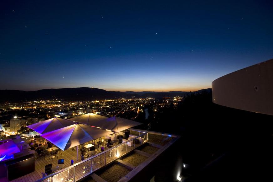 Schlossberg Graz@night