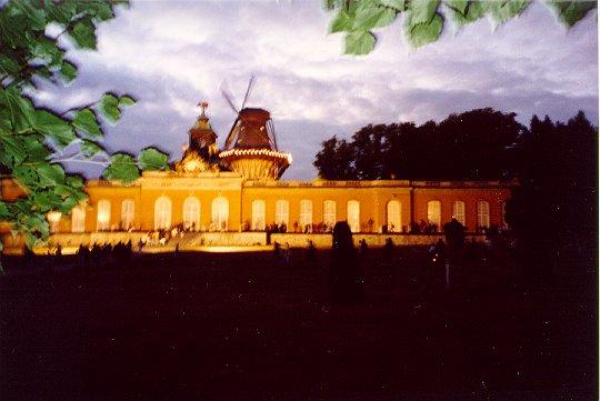 Schlossfest in Potsdam