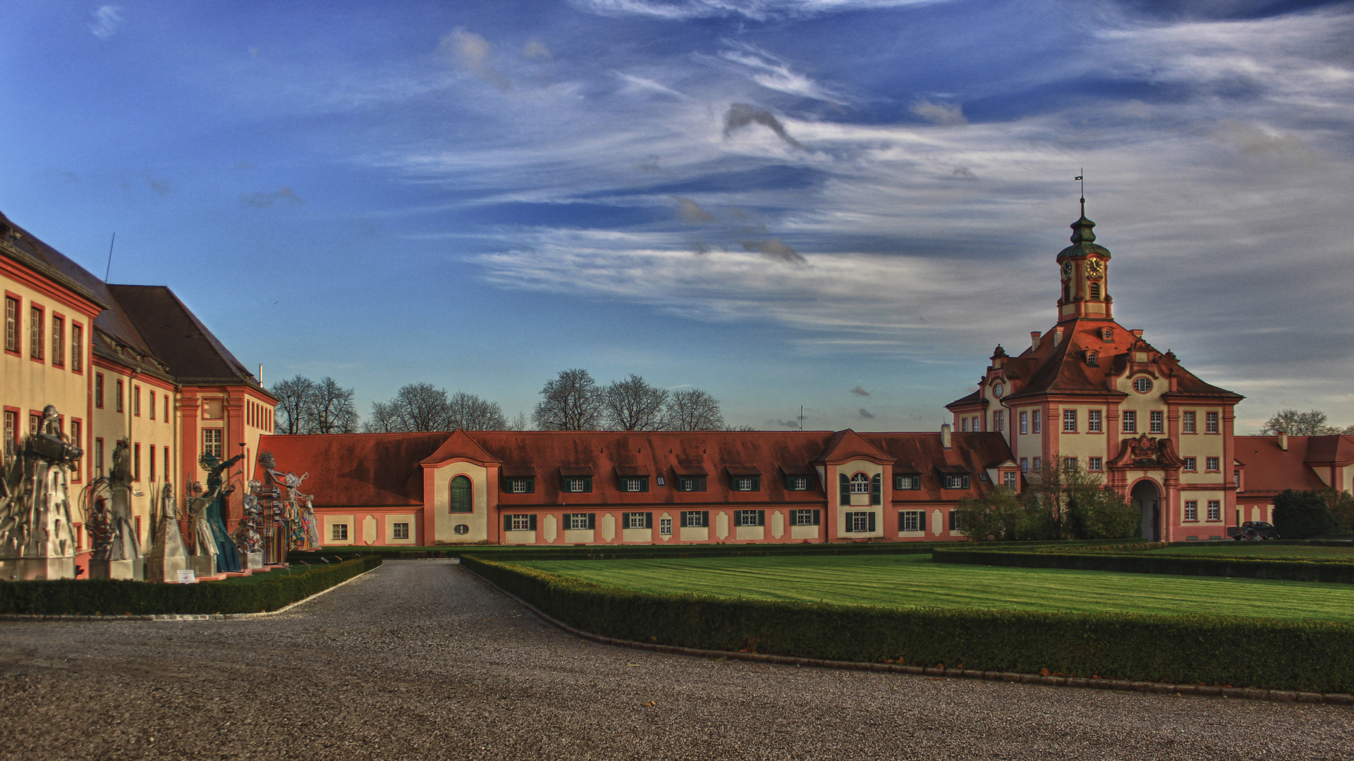 Schloßgarten Altshausen