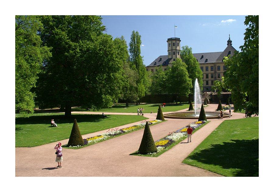 Schloßgarten Fulda