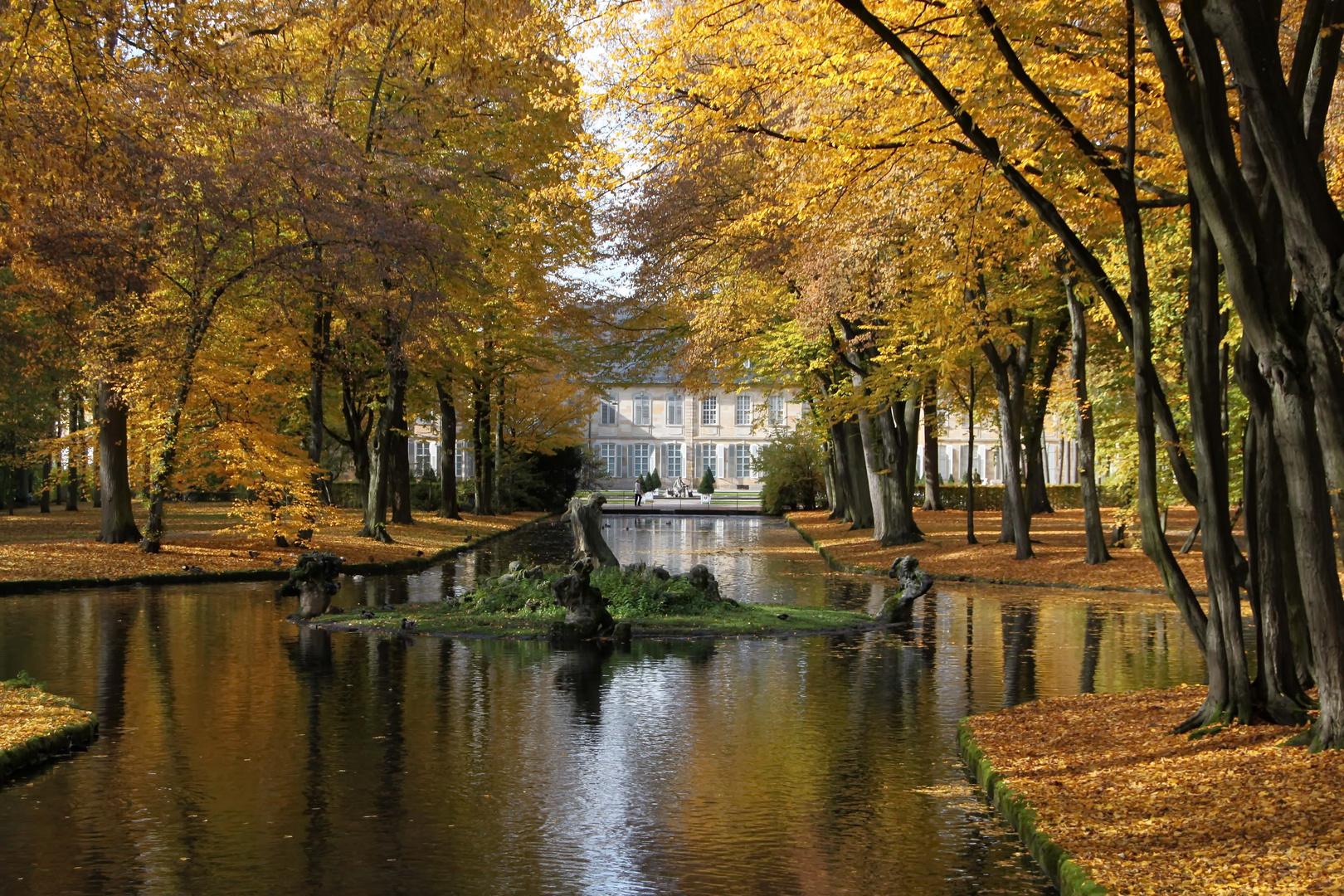 Schloßgarten in Bayreuth I
