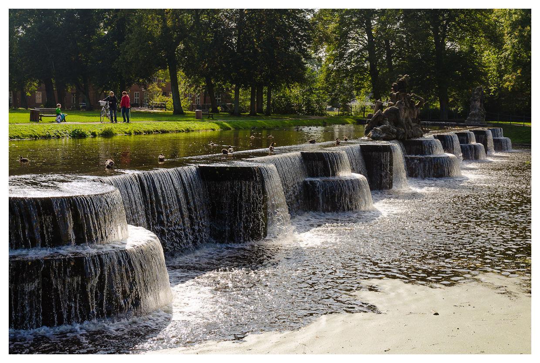 > Schlossgarten Ludwigslust