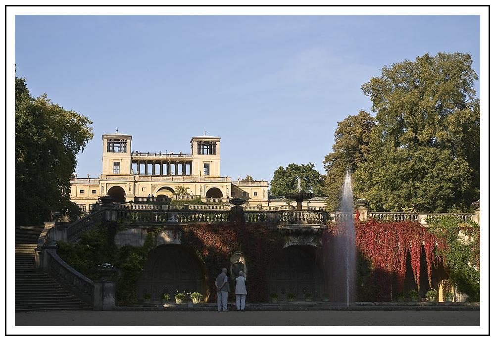 Schlossgarten Sanssouci