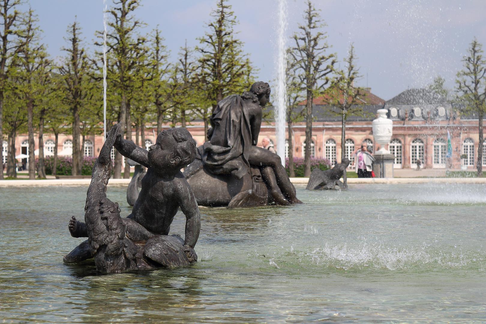 Schlossgarten Schwetzingen #1