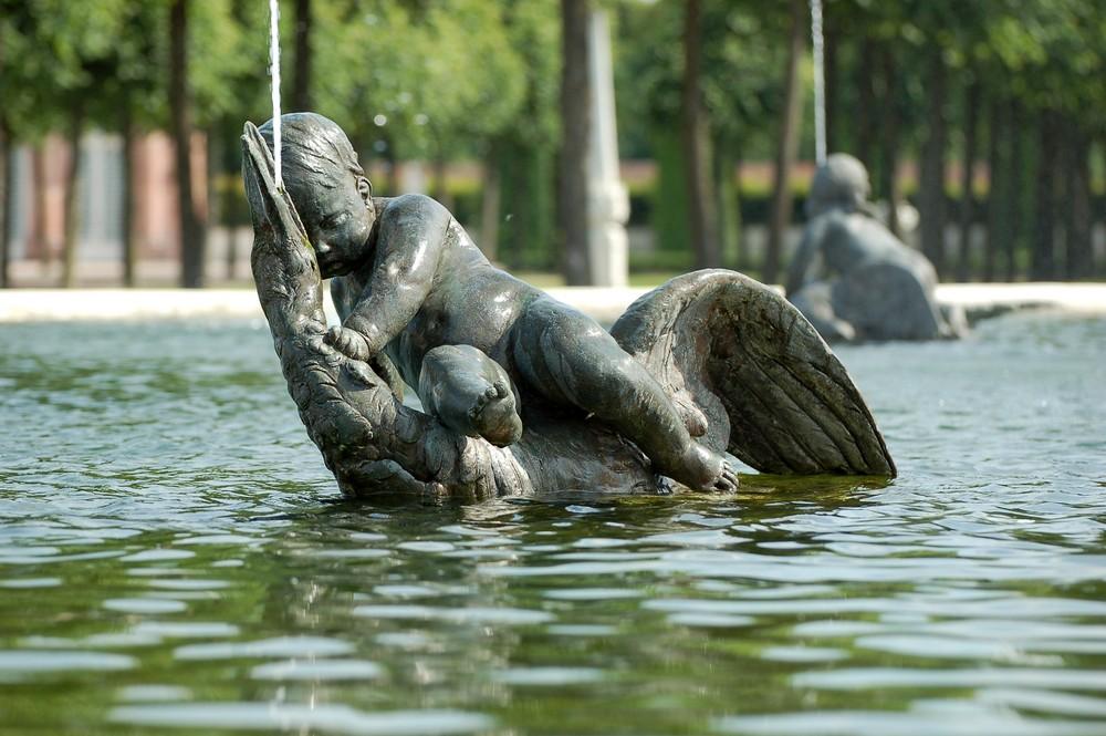 Schloßgarten Schwetzingen