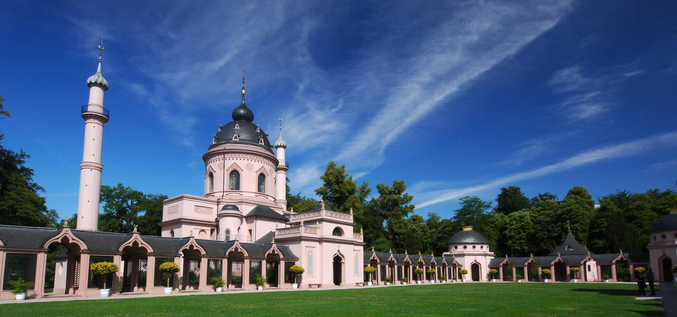 Schlossgarten Schwetzingen - Moschee