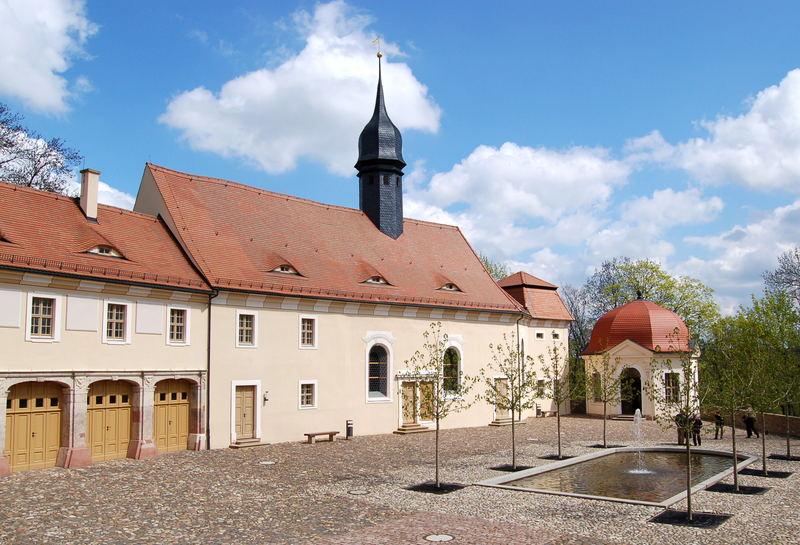 Schlosshof Lichtenwalde