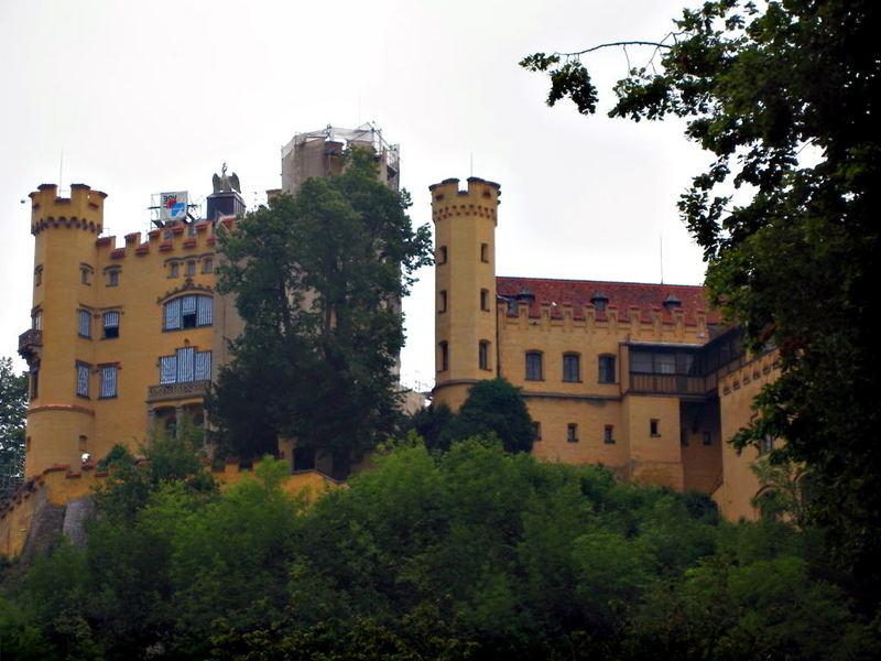 Schloss,Hohenschwangau
