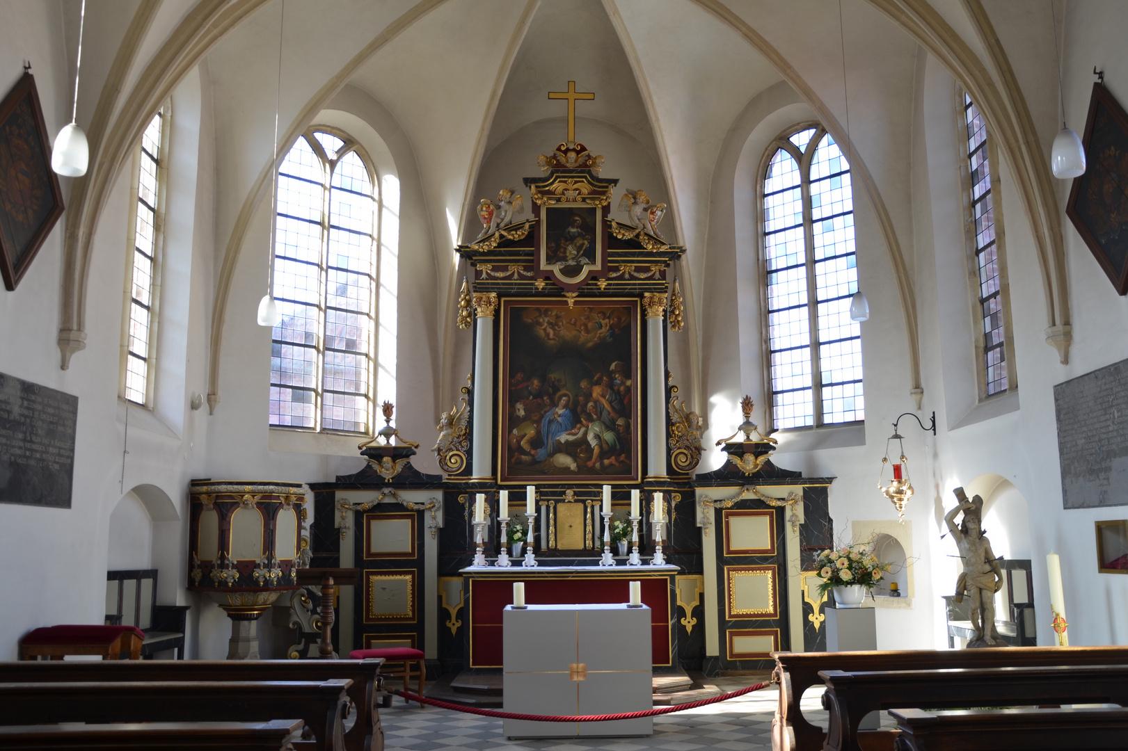 --- Schlosskapelle ---