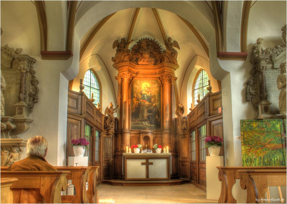 Schlosskapelle....