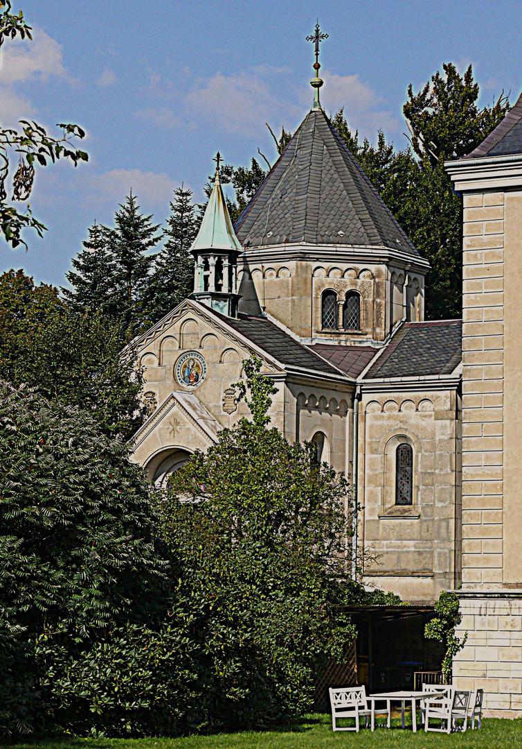Schlosskapelle Gaußig