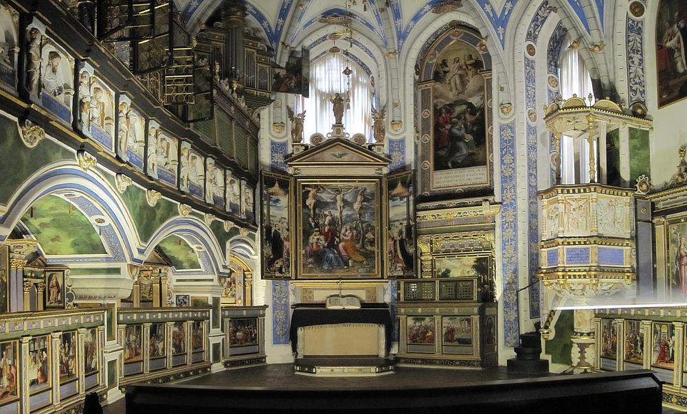 Schloßkapelle im Celler Schloß