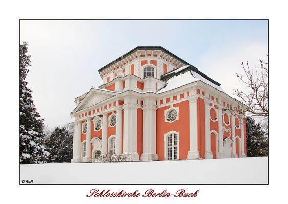 Schlosskirche Berlin-Buch