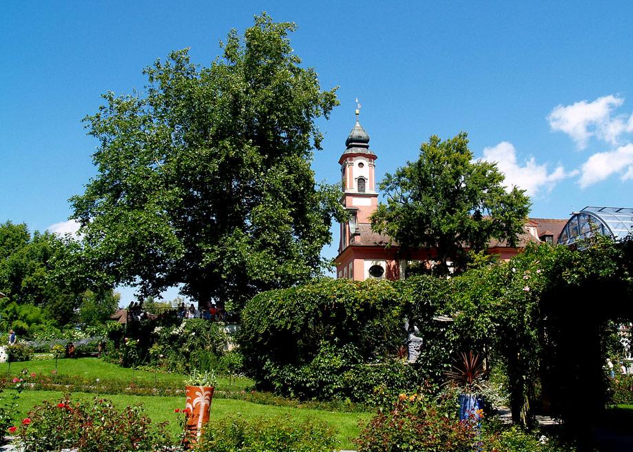 Schlosskirche Mainau