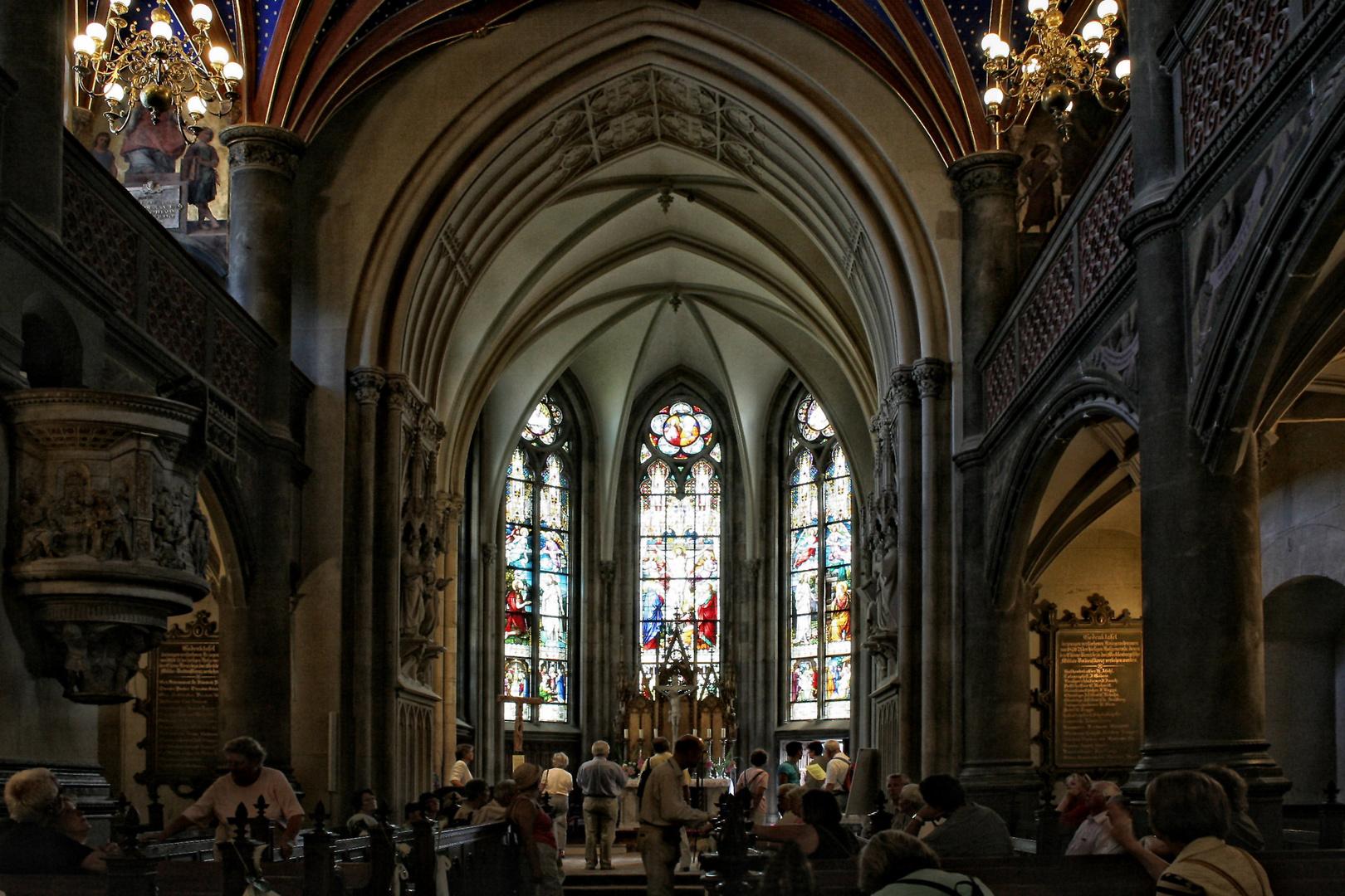 Schloßkirche Schwerin